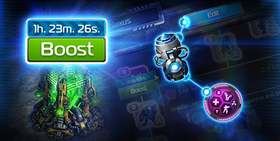 Total Domination - Boost Tech Nodes! Upgrade Units Faster Than Ever Before!