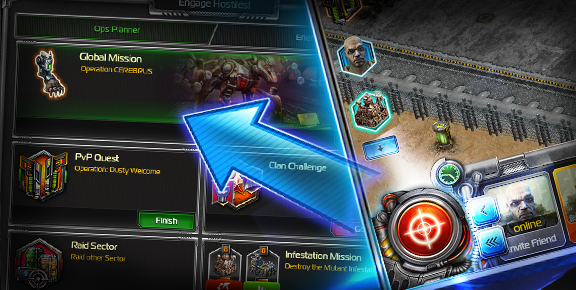 "Total Domination - New ""Engage Hostiles"" Feature!"