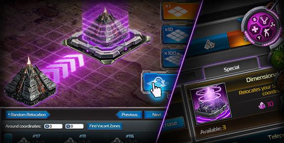 Total Domination - New Feature: Flux Gates & Dimensional Gates!