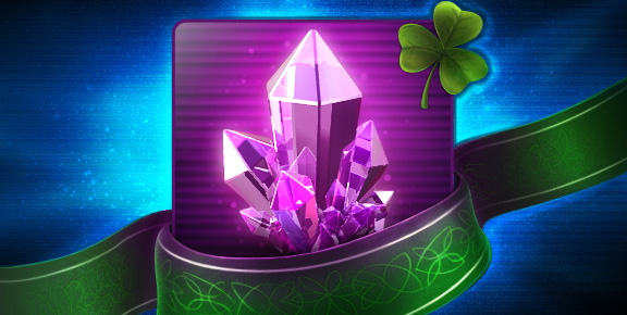 Total Domination - Special Patrick's Day Offer!
