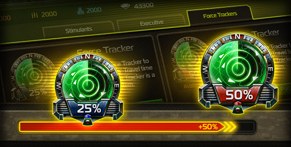 Total Domination - New Item – Force Tracker!