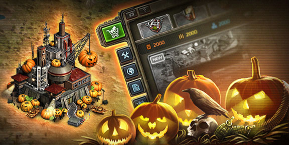 Total Domination - Halloween Is Coming!