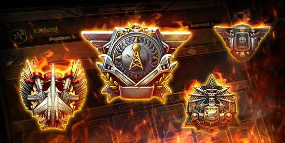 Total Domination - New Combine Achievements!