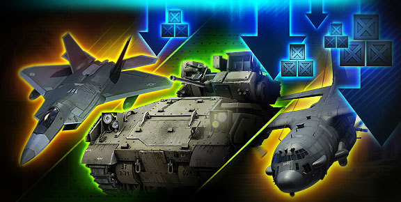 Soldiers Inc. - Reduced Ration Consumption for Strategic Units!