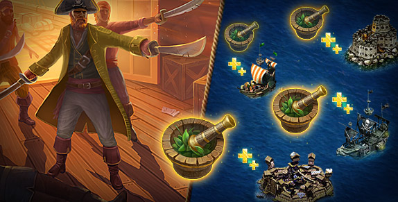 Pirates: Tides of Fortune - The Haitian Outbreak!