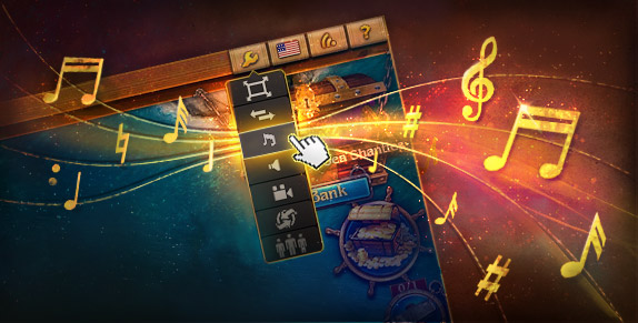 Pirates: Tides of Fortune - Get Ready For A Whole New Auditory Experience on the Seven Seas!