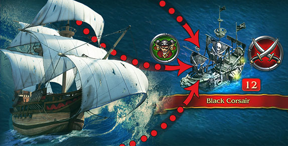 Pirates: Tides of Fortune - Take on New Challenges!