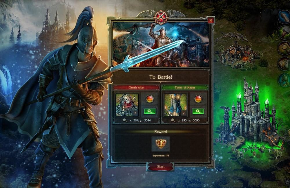 Stormfall Age of War Game