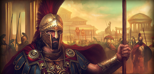Sparta: War of Empires - Weekly Update News!