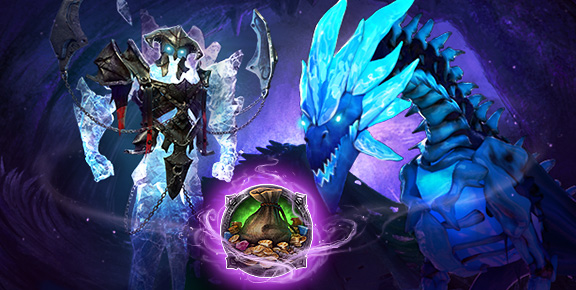 Total Domination - New Winter Legendary Units Now Available!