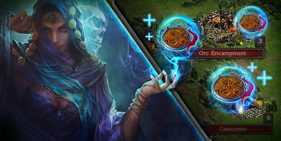 Stormfall: Age of War - Telltale Talismans!
